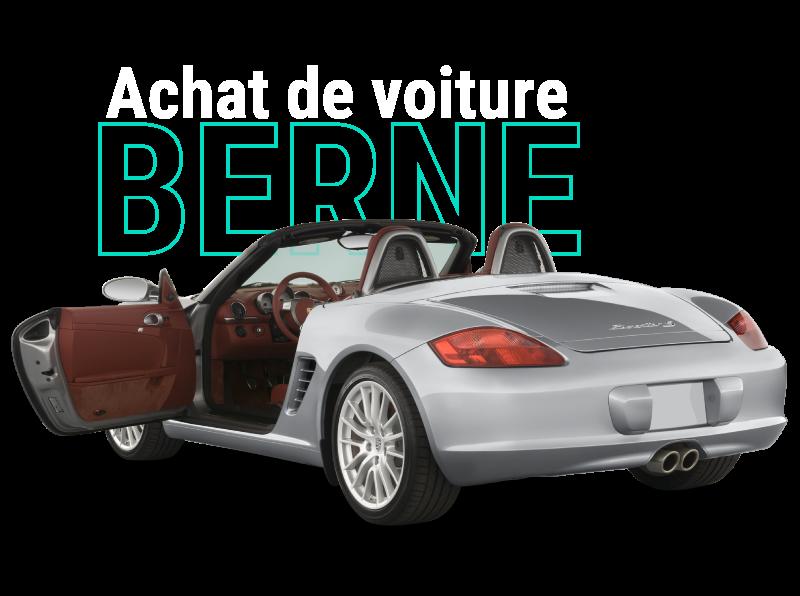 Achat voiture Berne
